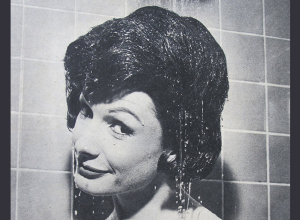 """THE WATERPROOF HAIRSTYLE"""