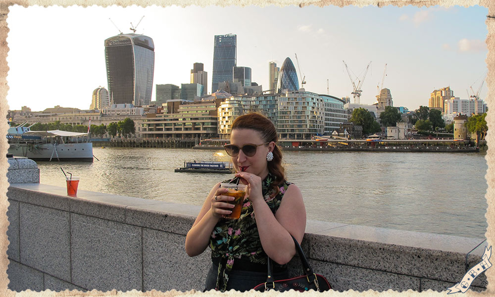 """LAST PIMM'S ON THE THAMES: BYE, BYE SUMMER!"""