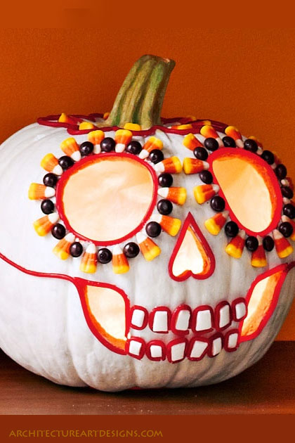 14_calavera_pumpkin_lantern_halloween_decorations
