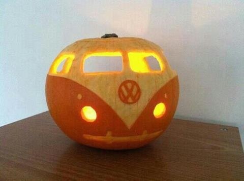 15_hippie_van_pumpkin_lantern_halloween_decorations