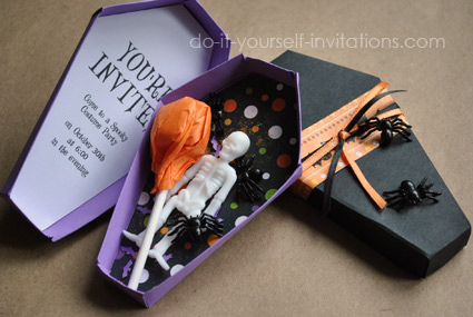 4_coffin_halloween_invitations