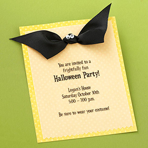 5_bat_ribbon_halloween_invitations