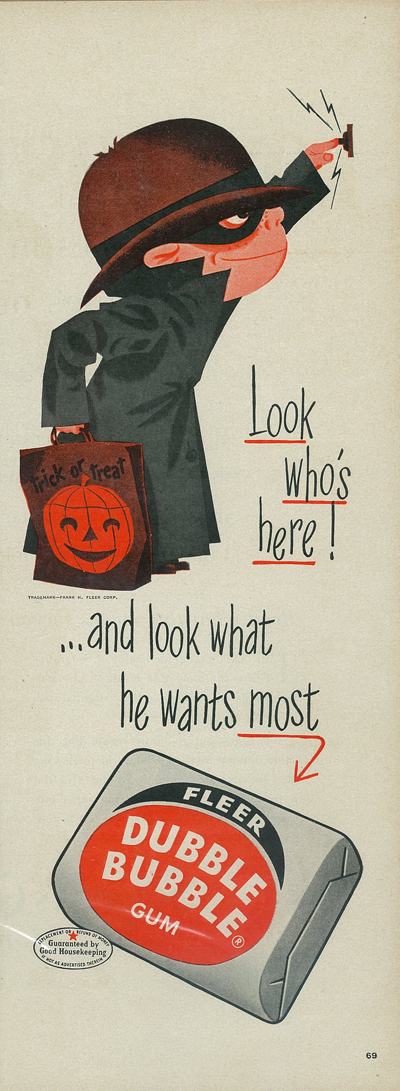 vintage_retro_halloween_ad_double_bubble