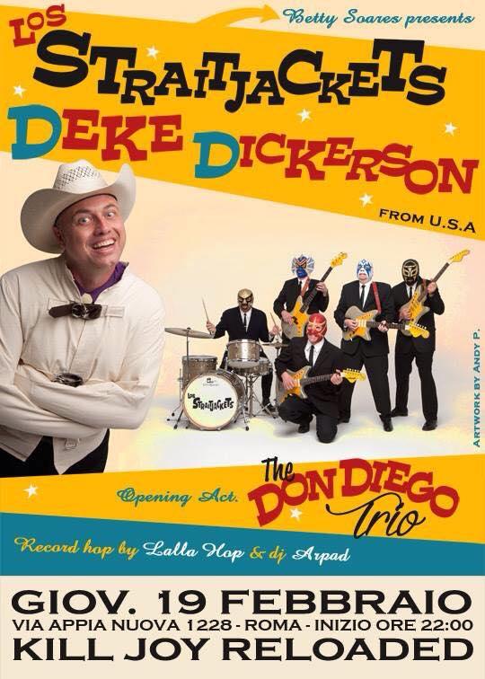 Deke-Dickerson-e-Los-Straitjackets