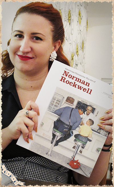 Norman-Rockwell-a-Roma-GingerGBH